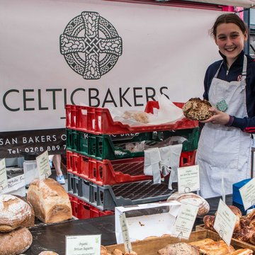 Celtic Bakers Islington