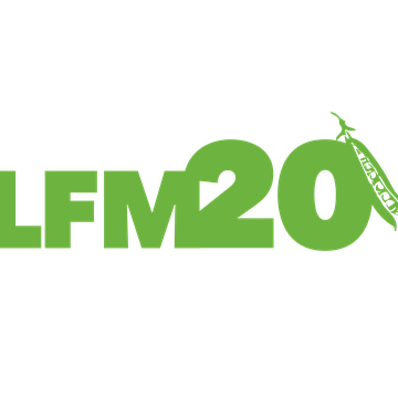 LFM 20th logo